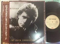 Клифф Ричард / Cliff Richard - The Rock Connection - JP LP 1984