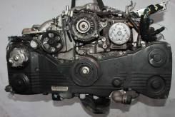 Двигатель в сборе. Subaru Impreza XV, GH3 Subaru Impreza, GH3 Двигатели: EL15, EL154