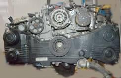 Двигатель в сборе. Subaru Impreza XV, GH2 Subaru Impreza, GH2 Двигатели: EL15, EL154