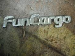 Накладка на дверь багажника. Toyota Funcargo, NCP20, NCP25, NCP21 Двигатели: 2NZFE, 1NZFE