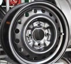 Nissan. 5.5x14, 4x114.30, ET46, ЦО 66,6мм.