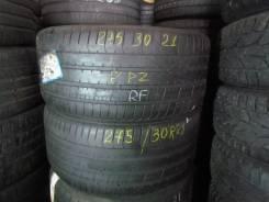 Pirelli P Zero. Летние, износ: 40%, 2 шт