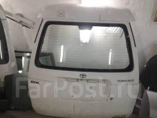 Дверь багажника. Toyota Lite Ace Noah, SR40, SR40G, SR50, SR50G Двигатель 3SFE