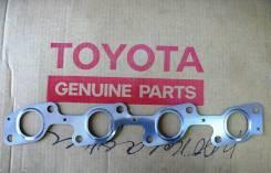 Прокладка выпускного коллектора. Toyota: Quick Delivery, Toyoace, Dyna, Comfort, Hilux, Chaser, Crown, Mark II, 4Runner, Hiace, Regius, Land Cruiser...
