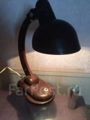 Настольная лампа НКВД! Клеёная! За рубль. Оригинал