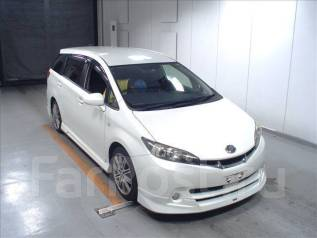 Toyota Wish. ZGE20W, 2ZR