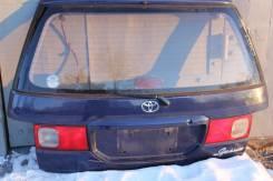 Дверь багажника. Toyota Ipsum, SXM10, SXM10G, SXM15G, SXM15 Двигатель 3SFE