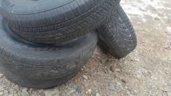 Bridgestone Dueler H/P D680. Всесезонные, износ: 60%, 4 шт