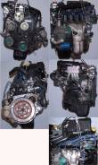 Двигатель в сборе. Subaru Vivio, KK4 Двигатель EN07Y