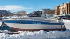 Yanmar. Год: 1995 год, длина 7,20м., двигатель стационарный, 146,00л.с., бензин