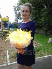 Репетитор русского языка и литературы. Высшее образование по специальности, опыт работы 7 месяцев