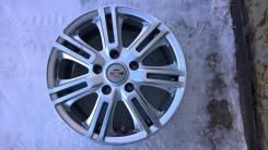 Red Wheel. x15, 5x114.30, ЦО 71,3мм.