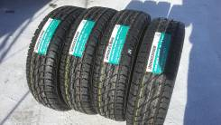 Bridgestone Dueler A/T 697. Грязь AT, 2013 год, без износа, 4 шт