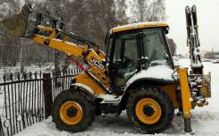 JCB 3CX Super. Экскаватор-погрузчик , 2 000 куб. см., 1,00 куб. м.