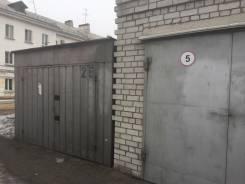 Гаражи металлические. улица Некрасова 53, р-н Центр