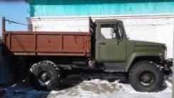 ГАЗ 3307. Продам газ 3307 4х4, 4 250 куб. см., 3 000 кг.