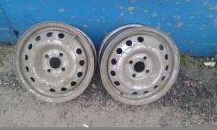 Daewoo. 5.5x14, 4x100.00, ET49