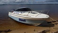 Yamaha FR-21. Год: 1999 год, двигатель подвесной, 150,00л.с., бензин