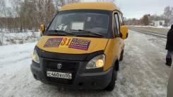 ГАЗ 322132. Газель, 2007, 2 400 куб. см., 13 мест