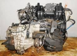 Двигатель в сборе. Volkswagen Polo Двигатель AHS