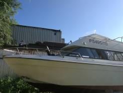 Bayliner. Год: 1990 год, длина 8,40м., двигатель стационарный, 210,00л.с., бензин