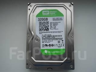 Жесткие диски. 318 Гб, интерфейс SATA
