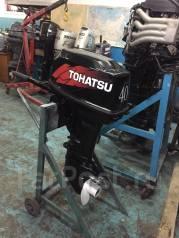 Tohatsu. 40,00л.с., 2х тактный, бензин, нога S (381 мм), Год: 1999 год