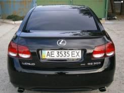 Стоп-сигнал. Lexus GS300