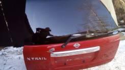 Дверь багажника. Nissan X-Trail, NT30