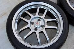 Toyota Corolla. 7.0x17, 4x100.00, ET40