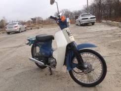 Honda Super Cub 50. 50 куб. см., исправен, без птс, с пробегом