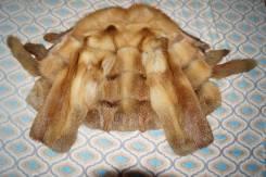 Шубы из лисы. 46