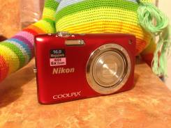 Nikon Coolpix. 15 - 19.9 Мп, зум: 7х
