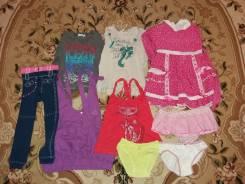 Набор одежды на девочку. Рост: 80-86, 86-98, 98-104, 104-110 см