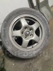 Продам одно колесо r16. 6.5x16 5x114.30 ET-35