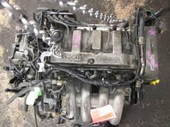 Двигатель. Mazda Familia S-Wagon Mazda Familia Двигатель FP