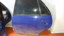 Дверь задняя правая тойота карина st 190 задняя правая.