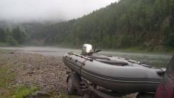 Посейдон. Год: 2012 год, длина 3,80м., двигатель подвесной, 30,00л.с., бензин