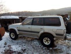 Toyota Land Cruiser. автомат, 4wd, 4.5, бензин, 147 тыс. км, нет птс