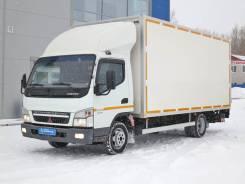 Mitsubishi Canter. Fuso Canter - мебельный фургон 2008г. в., 3 000 куб. см., 990 кг.