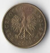 2 гроша 2008г. Польша