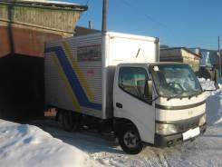Hino Dutro. Продается грузовик-фургон, 4 600 куб. см., 2 000 кг.