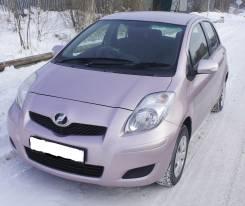 Toyota Vitz. вариатор, передний, 1.0 (71 л.с.), бензин, 81 000 тыс. км