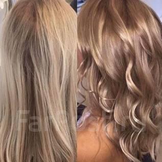 Современное окрашивание волос