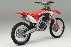 Honda CRF 450R. 450 куб. см., исправен, без птс, без пробега