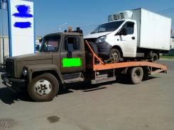 ГАЗ 3307. Эвакуатор ГАЗ-3307, 4 760 куб. см., 5 000 кг.
