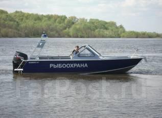Rusboat-65. Год: 2017 год, длина 6,90м., двигатель подвесной, 200,00л.с., бензин. Под заказ