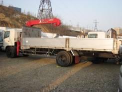 Спецтехника, бортовой грузовик с манипулятором 6/3т, грузовое такси