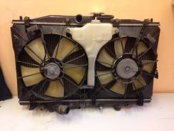 Радиатор охлаждения двигателя. Honda Accord, CL7, CL9, CL8, ABA-CL7, ABA-CL8, ABA-CL9, ABACL7, ABACL8, ABACL9
