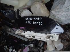 Панель приборов. Toyota Vitz, KSP90, SCP90 Двигатели: 2SZFE, 1KRFE